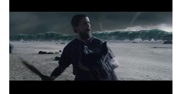 """Holy Moses! Christian Bale teilt das Rote Meer in """"Exodus: Gods and Kings"""""""