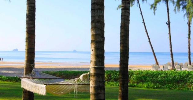 Thai Beach de luxe:  Isa @ Dusit Thani Krabi Beach Resort