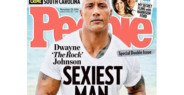 The Rock ist Sexiest Man Alive
