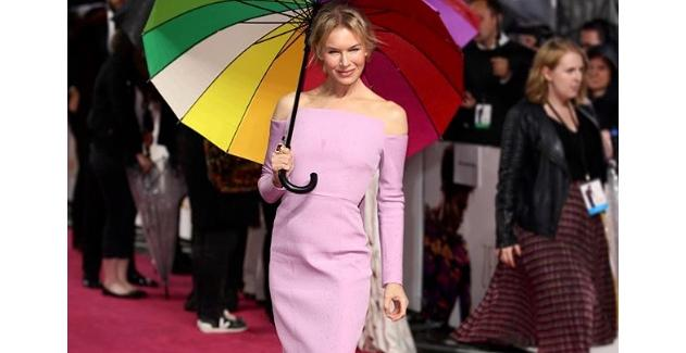 Look of the day: Renée Zellweger in Emilia Wickstead